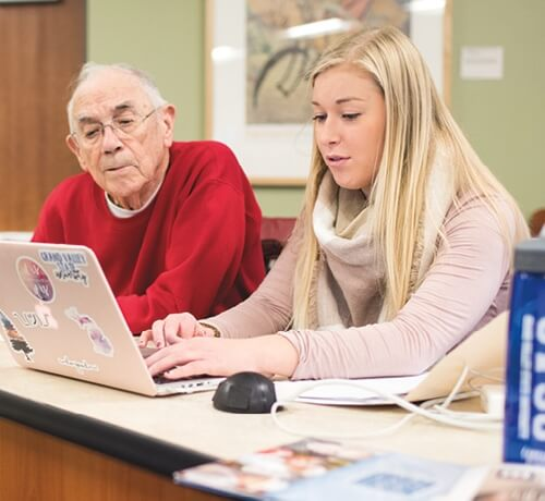 Read article Learning across generations